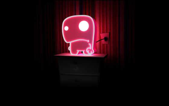 светильник, розетка, графика, розетки, тумбочка, розовый, night, plugged, iphone, download,