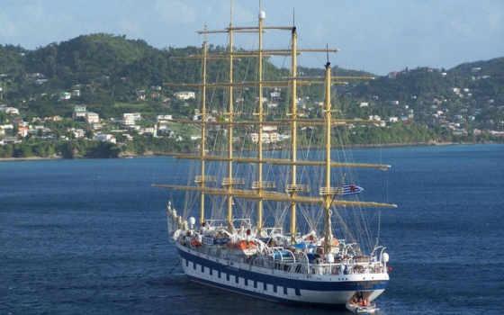 корабли, парусные, яхты Фон № 83035 разрешение 1920x1200