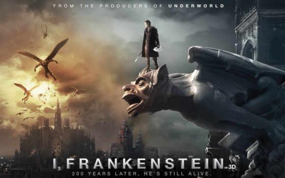 frankenstein, постеры, фильма