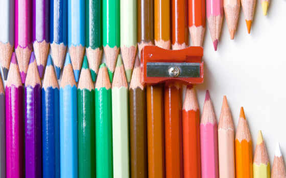 карандаши, цветные, широкоформатные, красивые, пенал,