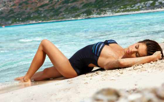sampaio, sara, модель, babe, пляж, sarah, brunette, calzedonia,