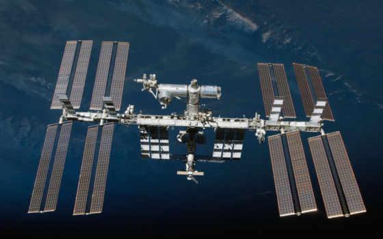 станция, космос, земля, орбита, полет, raumstation, die, картинка, internationale, dpa, archivbild, nasa, der, mit, ethiopian, von, drei, foto,