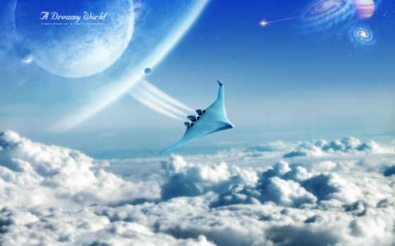 будущего, самолеты, самолёт