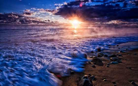 мар, naturaleza, сол, pedras, piedras, natureza, paisaje, agua, río, onda, costa,