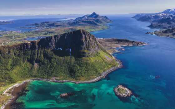 anim-ld, képeslapok, гора, отправить, приветствие, animate, gif, awesome, everyday, lofoten, норвегия
