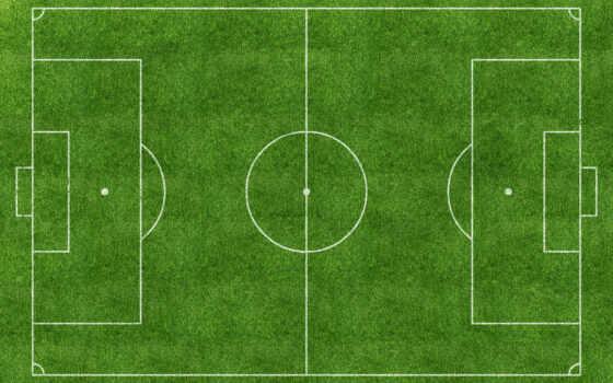 футбол, трава