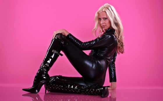 milf, boots, sexy, pvc, babe, игр, blonde, high, heels, sybella, модель,