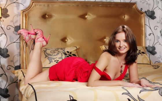 массаж, devushki, постели, эротический,
