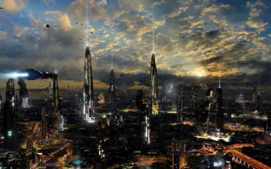 city, future