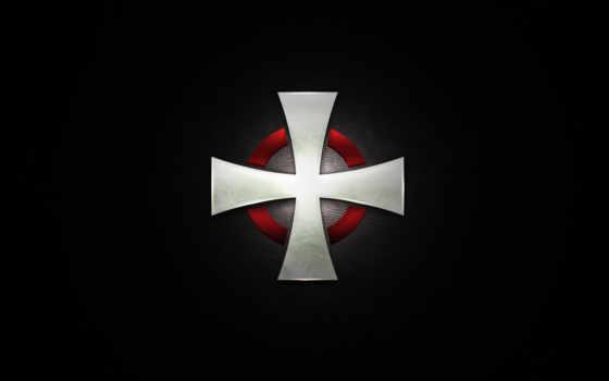 тамплиеры, крест