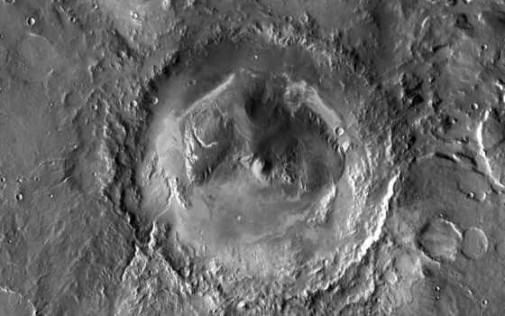 crater, гейла, curiosity