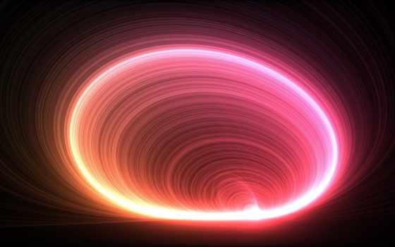 свет, тонель