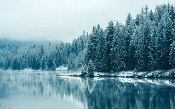 телефон, пейзажи -, картинку, winter, но, река, британская, colombia, телефонов, стандартных,