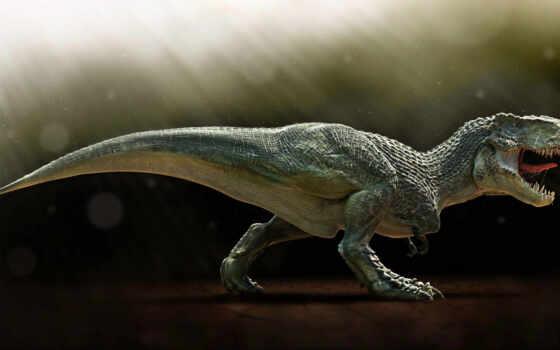рекс, тиранозавр