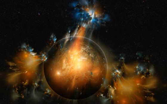 планета, космос Фон № 17496 разрешение 1920x1200