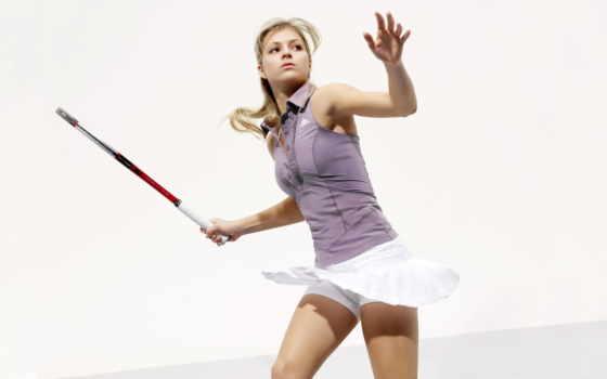 мария, кириленко, теннис, ракетка, девушка, спорт, sexy,