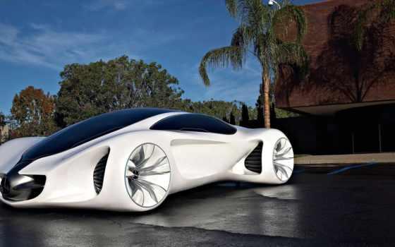 будущего, машины, будут