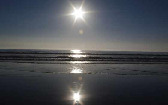 море, słońca, sun, wschód, waves, блики, odbicie, morze, дек, plaża, отражение,