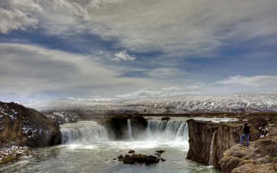 природа, водопады, небо, картинка, машины, мар, getbg, одноклассники, игры,