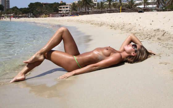 topless, чехия, девушка, desktop, murgo, пляже, jade, judy,