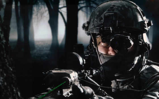 военные, будущего, уже, высокотехнологи,