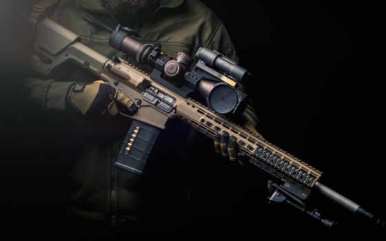 винтовка, американский, semi, мм, asalto, bushmaster, automático, armalite, rock, assault,