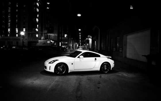nissan, белый Фон № 25967 разрешение 2560x1600