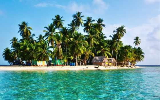 остров, tropical, природа, клиента, острове, deployed, комментарий, пальмы, тропическом, страница,