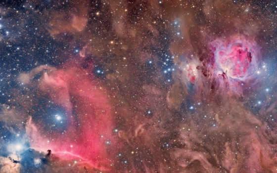 nebula, orion, apod, like, nasa, espaço, horsehead,