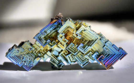 металл, кристалл