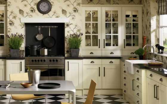 дизайн, кухня, интерьер