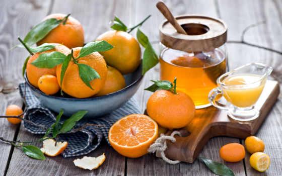 фрукты, еда, листва, цитрусы, мандарины, оранжевые, ягоды, яблоки, картинка, juice, натюрморт,