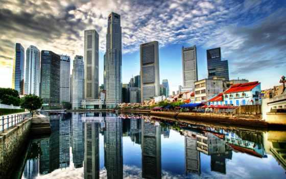 небоскребы, туры, cbd, land, горизонты, business, singapore, город, journey, центральный, district,