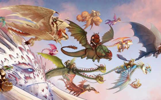 приручить, дракона, астрид, fanart, июл, семья, нужное, нажми, картинку, таблице,
