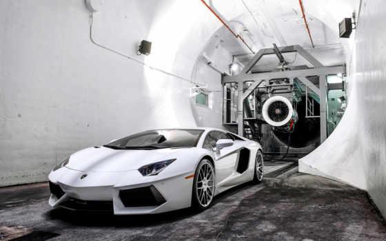 lamborghini, aventador, автомобили, white, ламборгини, desktop,