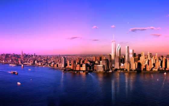 new, desktop, сопровождение, волк, york, jobs, ny, города, landscape, город, фотографий,