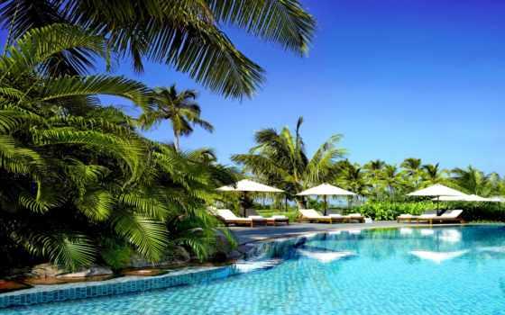 park, goa, пляж, hyatt, море, india, спа, regis,