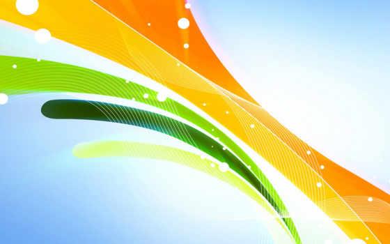 абстракция, line, оранжевый, фон, зелёный, yellow, abstract, color, окно