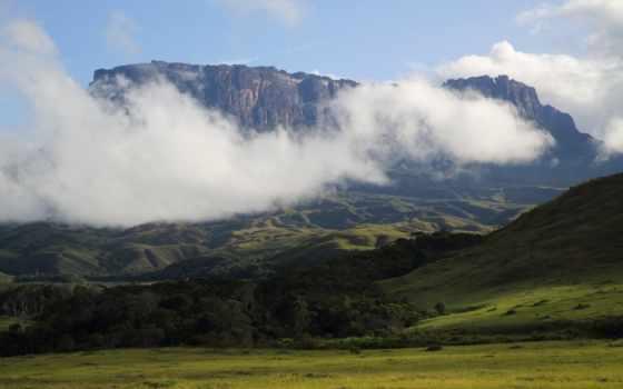 картинка, природа, горы