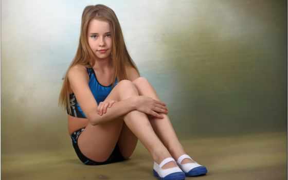 фото юуных девчонок