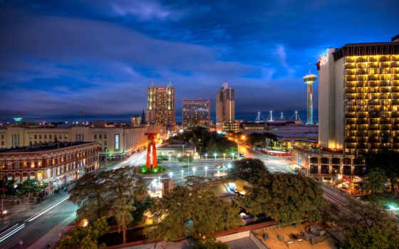 san, antonio, город, города, открыть, texas, посмотрите, данный,