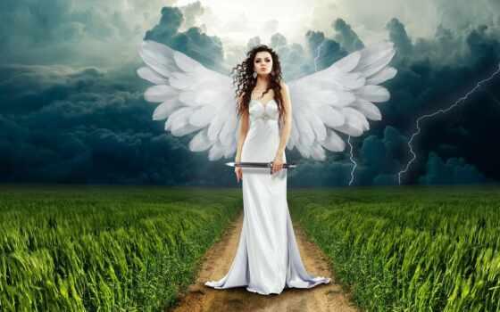 ангела, красивый, cry, девушка, грустный, лава, музыка, колл, когда, крыло, angel