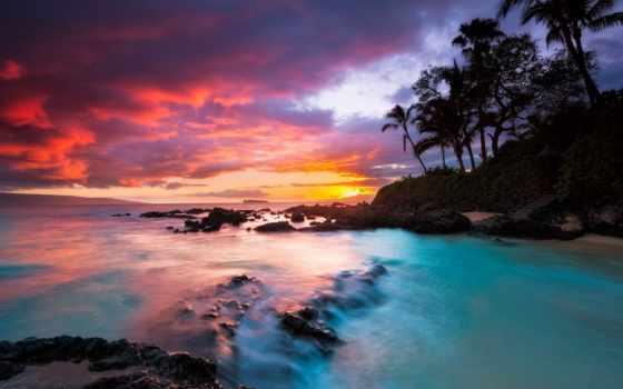 , острова, landscape, handys, ohne, vertrag, остров,