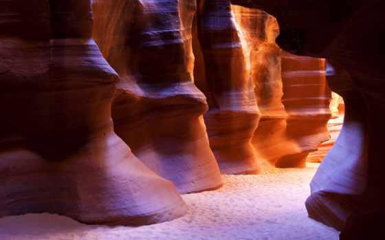 каньон, antelope, arizona, антилопы, usa, места, сша,