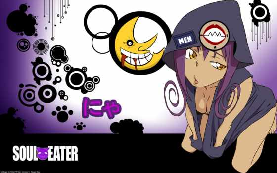 blair, soul, eater, anime, изображение, girls,