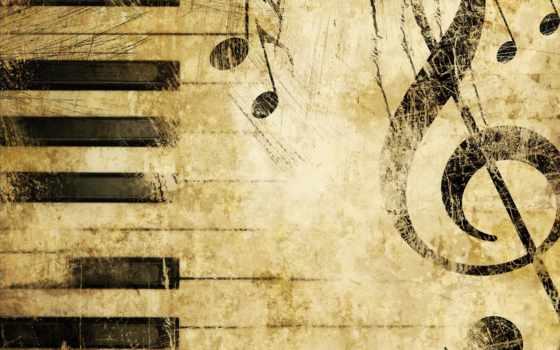 музыка, текстуры, абстракция