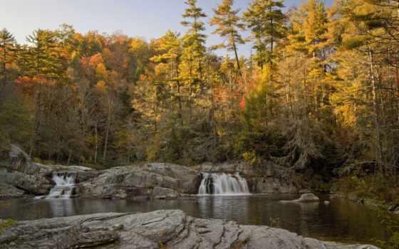 falls, priroda, reka