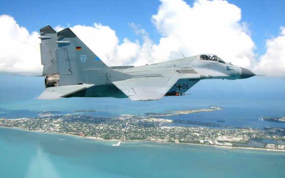 air, миг, показать, radom, истребитель, mig, службе, самолёт, luftwaffe,