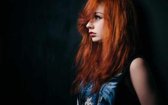 рыжие, women, волосы, люди, пирсинг, devushki, long, redheads, длинные,