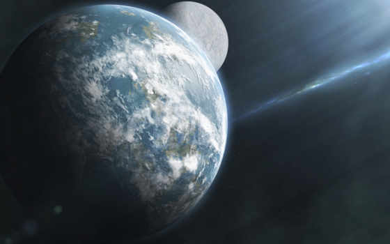cosmos, фотообои, planet